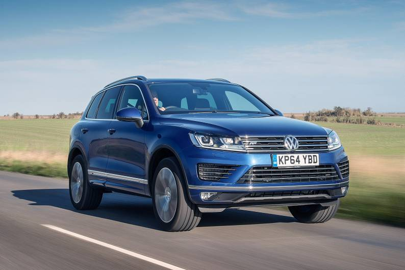Volkswagen Touareg 3.0 V6 TDI SCR 262 R-Line review