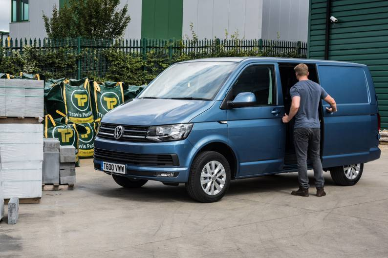 Volkswagen Transporter Review Car Review Rac Drive