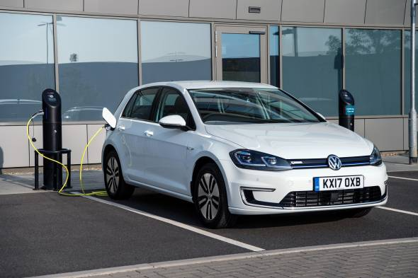 Volkswagen e-Golf review