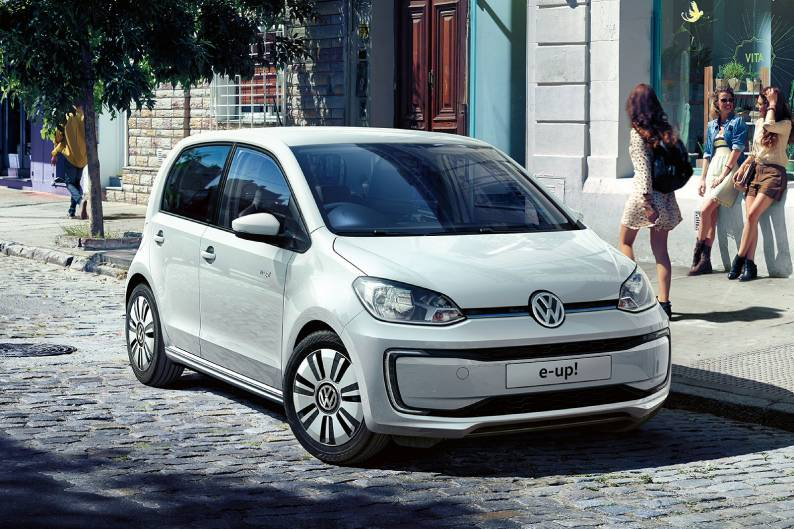 Volkswagen e-up! review | Car review | RAC Drive