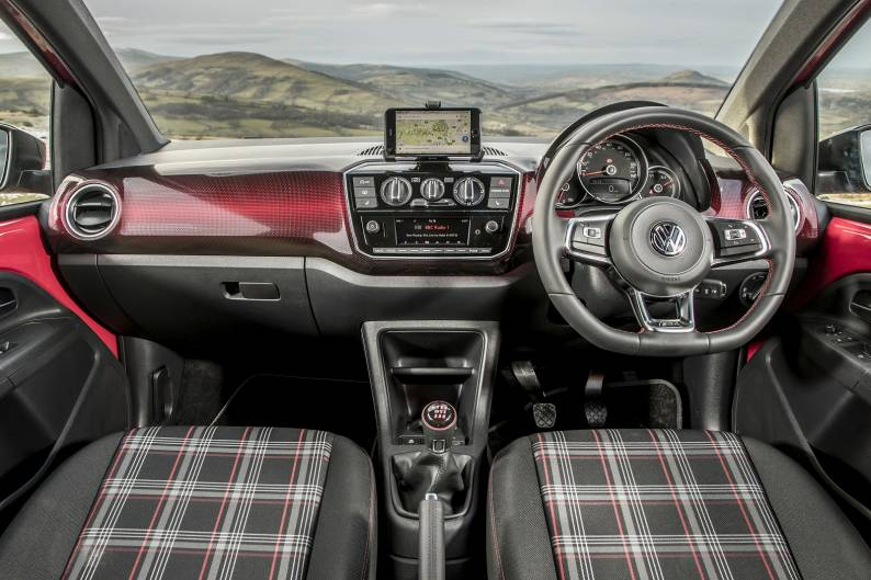 Volkswagen up! GTI review