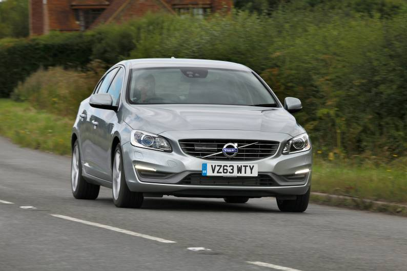 Volvo S60 D4 review