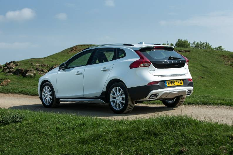 volvo v40 cross country review car review rac drive. Black Bedroom Furniture Sets. Home Design Ideas