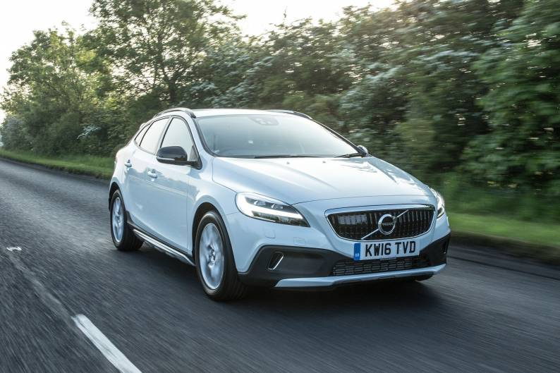 volvo v40 cross country review | car review | rac drive