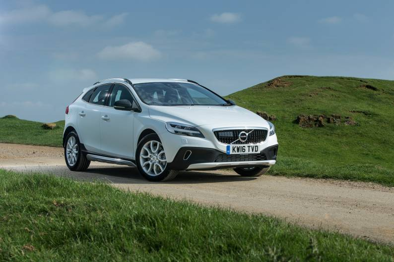 volvo v40 cross country t5 awd review car review rac drive. Black Bedroom Furniture Sets. Home Design Ideas