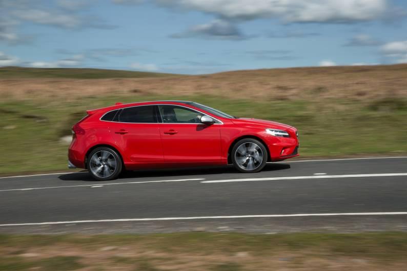 Volvo V40 D3 review
