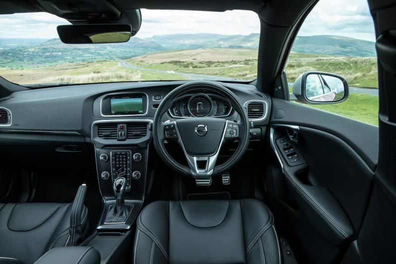 Volvo V40 D4 review