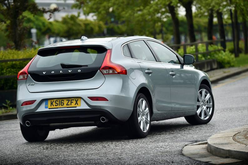 volvo v40 t3 review car review rac drive. Black Bedroom Furniture Sets. Home Design Ideas