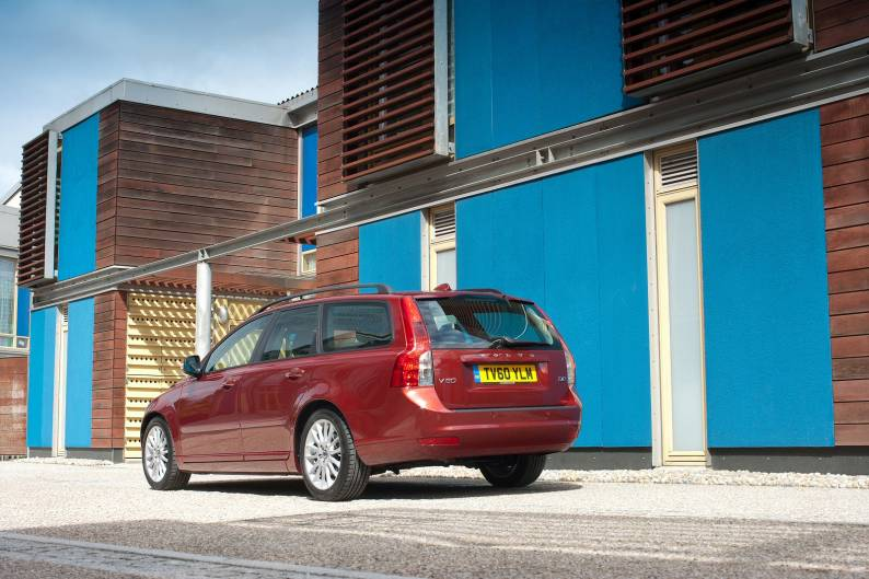 Volvo V50 (2004-2012) used car review | Car review | RAC Drive