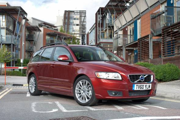 Volvo V50 (2004-2012) used car review