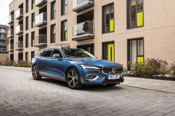 Volvo V60 D4 review