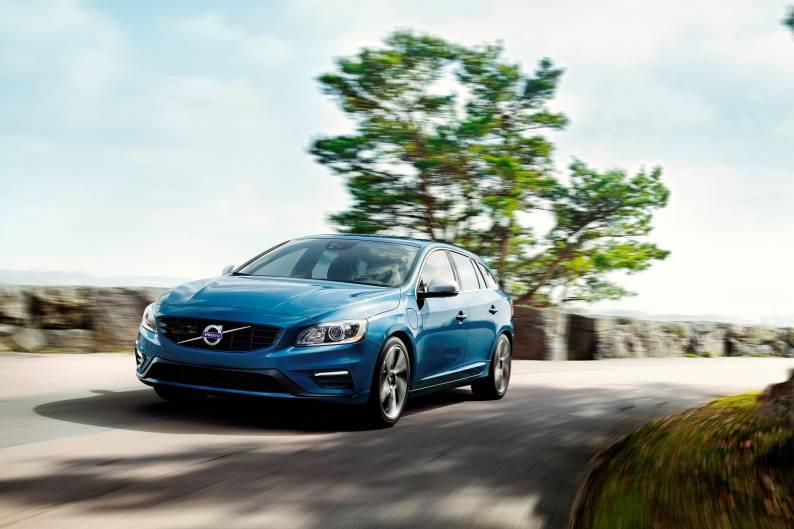 Volvo V60 D4 review