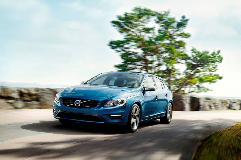 Volvo V60 D5 Twin Engine review