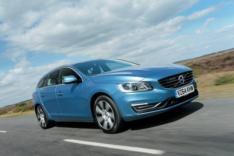 Volvo V60 D6 Twin Engine review