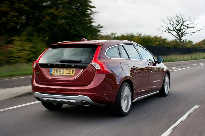 Volvo V60 2010 2013 Used Car Review Car Review Rac Drive