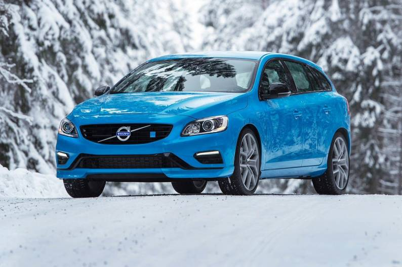 volvo v60 polestar review car review rac drive. Black Bedroom Furniture Sets. Home Design Ideas