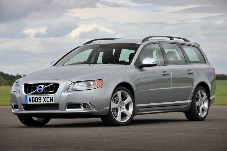 Volvo V70 (2007 - 2010) used car review