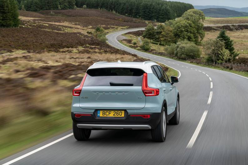Volvo Xc40 Review Car Review Rac Drive