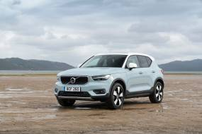 Volvo XC40 review