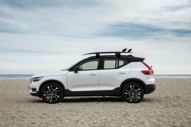 Volvo XC40 D4 review | Car review | RAC Drive