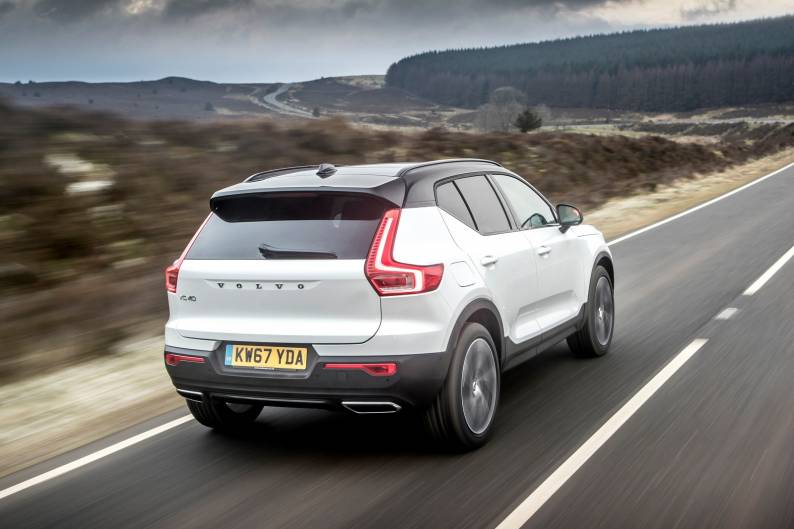 Volvo Xc40 D4 Review Car Review Rac Drive