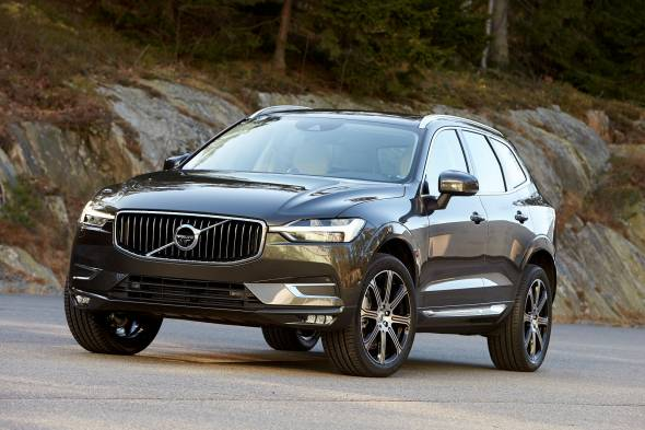 Volvo XC60 review