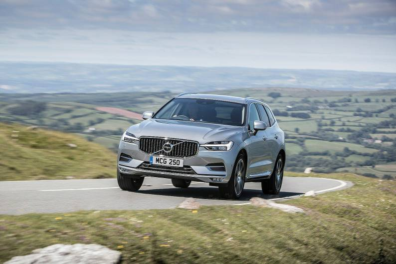 Volvo XC60 review | Car review | RAC Drive