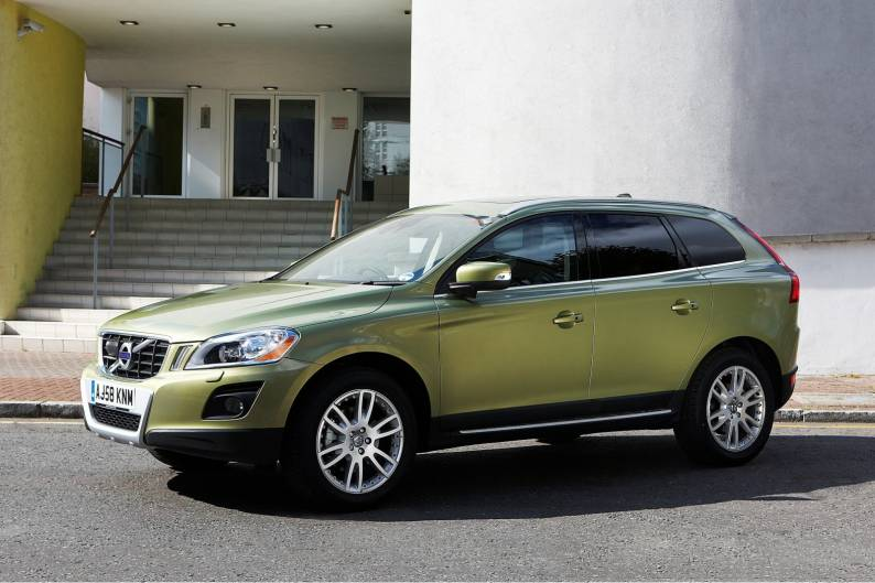 Volvo XC60 (2008-2013) used car review
