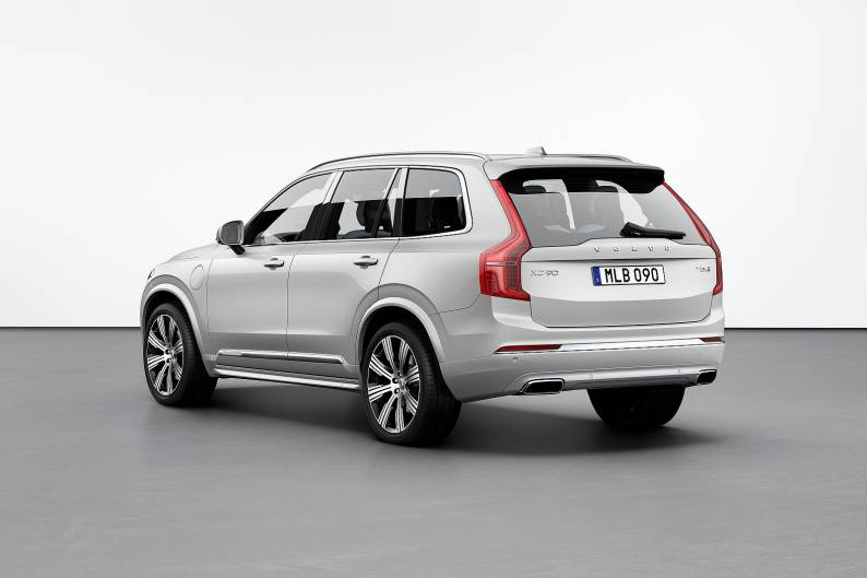 Volvo XC90 T8 Twin Engine review | Car review | RAC Drive
