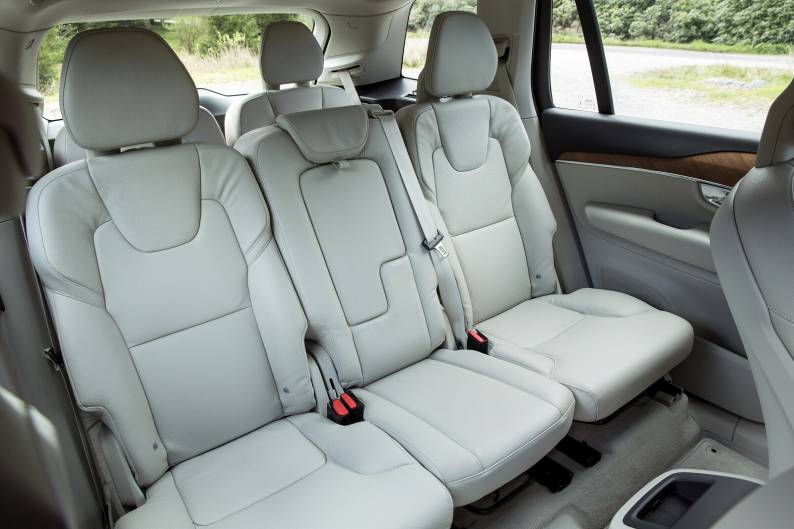 Volvo Xc90 T8 Twin Engine Review Car Review Rac Drive