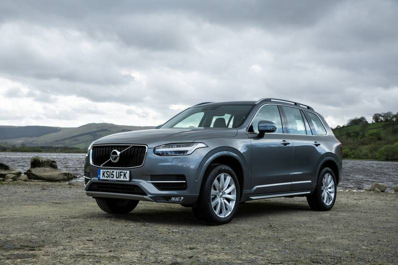 volvo xc90 t8 twin engine review car review rac drive. Black Bedroom Furniture Sets. Home Design Ideas