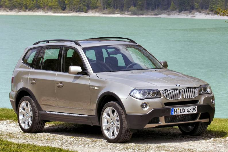 manual bmw x3 2009 español
