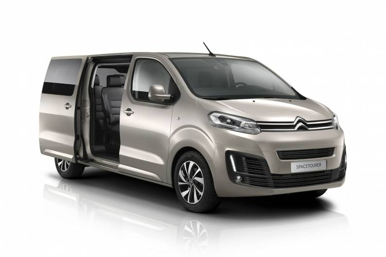 Citroen SpaceTourer review