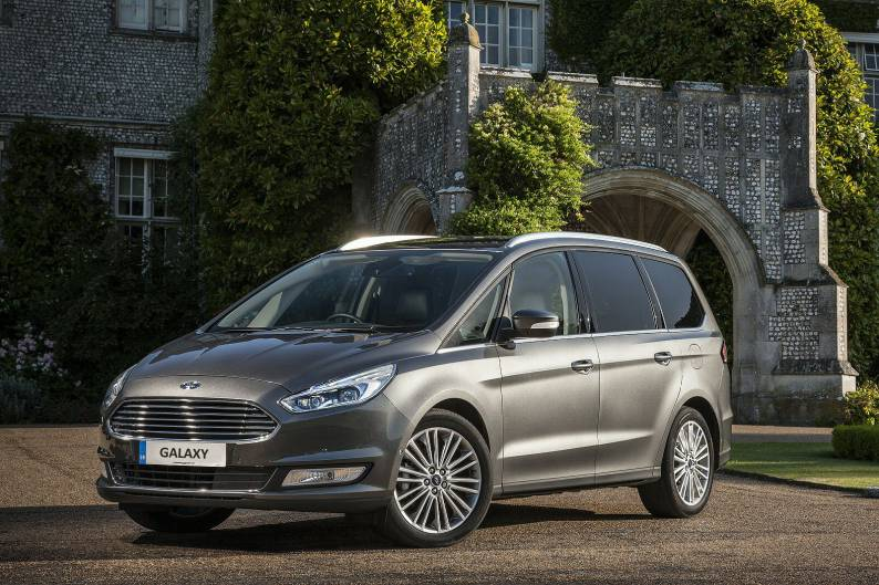 Ford Galaxy review | Car review | RAC Drive