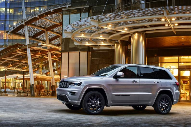 Jeep Grand Cherokee review | Car review | RAC Drive