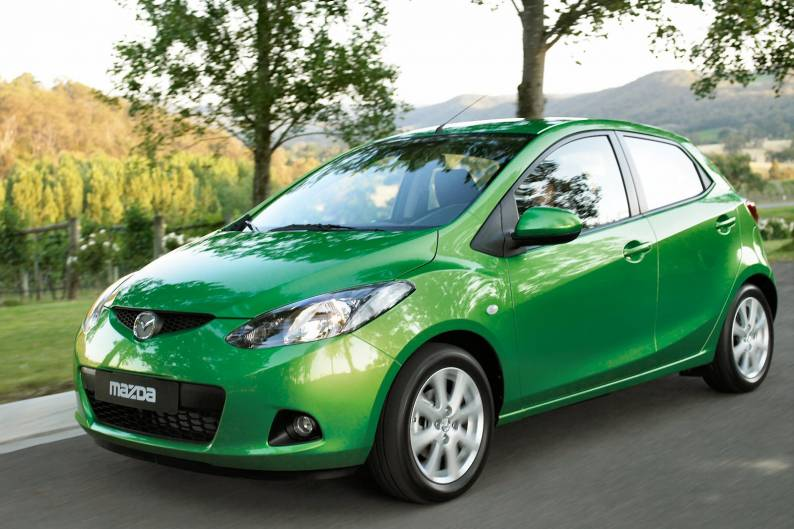 mazda2 2007 2010 used car review car review rac drive. Black Bedroom Furniture Sets. Home Design Ideas