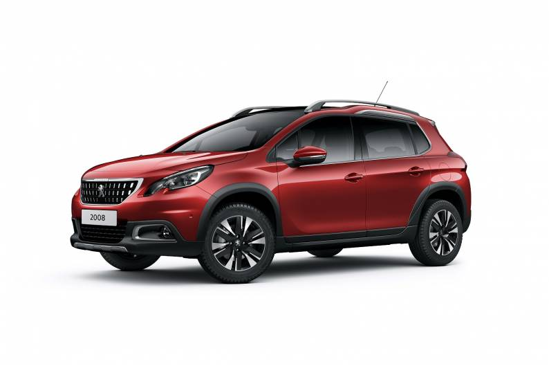 peugeot 2008 review car review rac drive. Black Bedroom Furniture Sets. Home Design Ideas