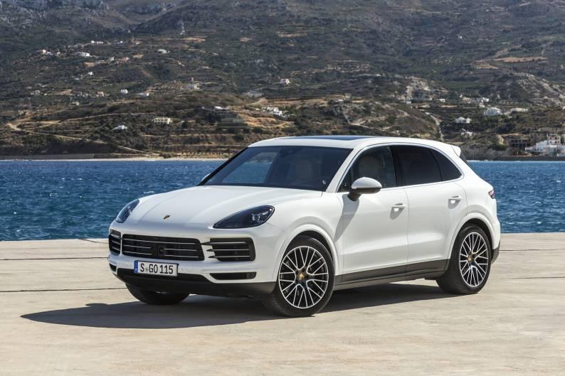 Porsche Cayenne review