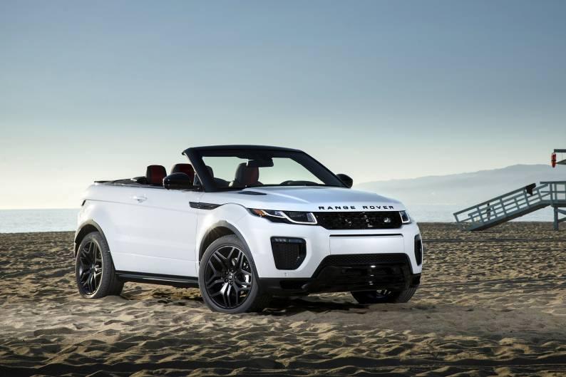Land Rover Range Rover Evoque Convertible review