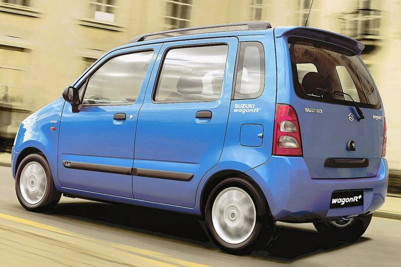 suzuki wagon r 2000 2008 used car review car review rac drive. Black Bedroom Furniture Sets. Home Design Ideas