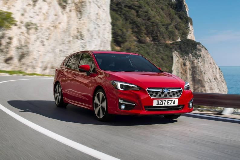 Subaru Impreza review