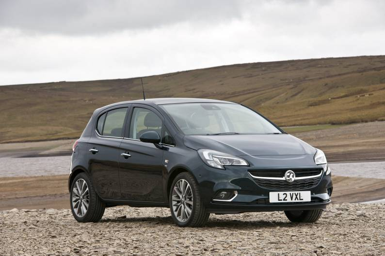 Vauxhall Corsa review