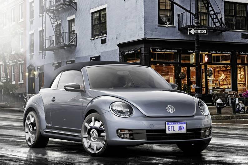 Volkswagen Beetle review