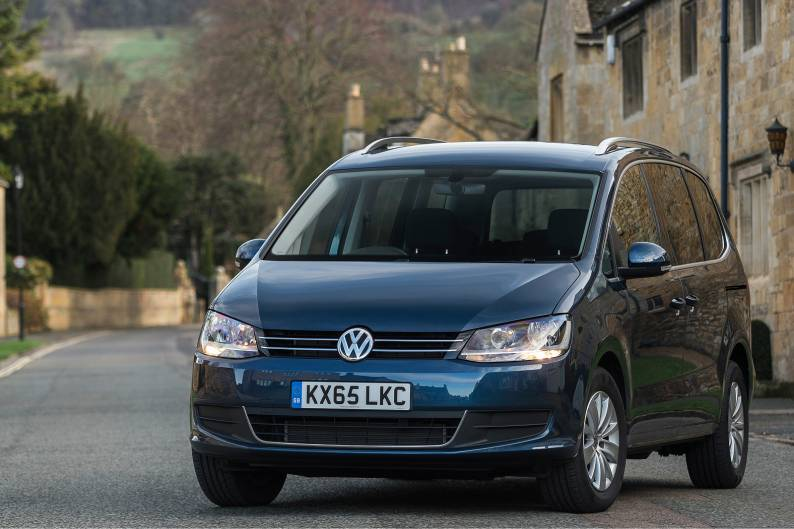 Volkswagen Sharan review