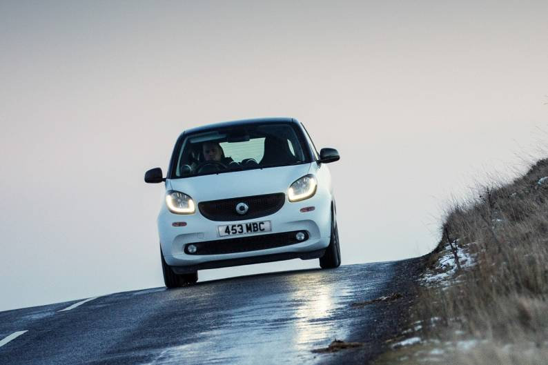 Smart Fortwo 71bhp review