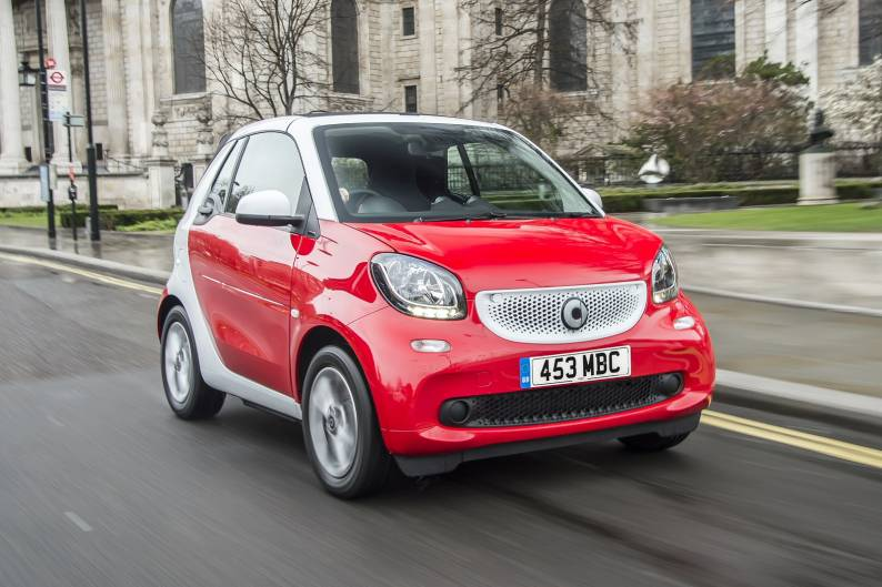 smart fortwo cabrio review