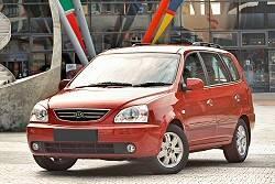 Kia Carens (2006 - 2010) used car review