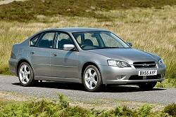 Subaru Legacy (2003 - 2009) used car review