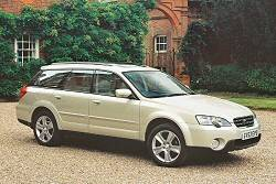 Subaru Outback (2005 - 2009) used car review