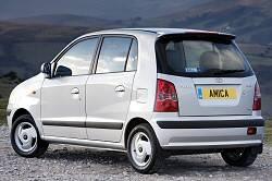 Hyundai Amica (2000 - 2003) used car review